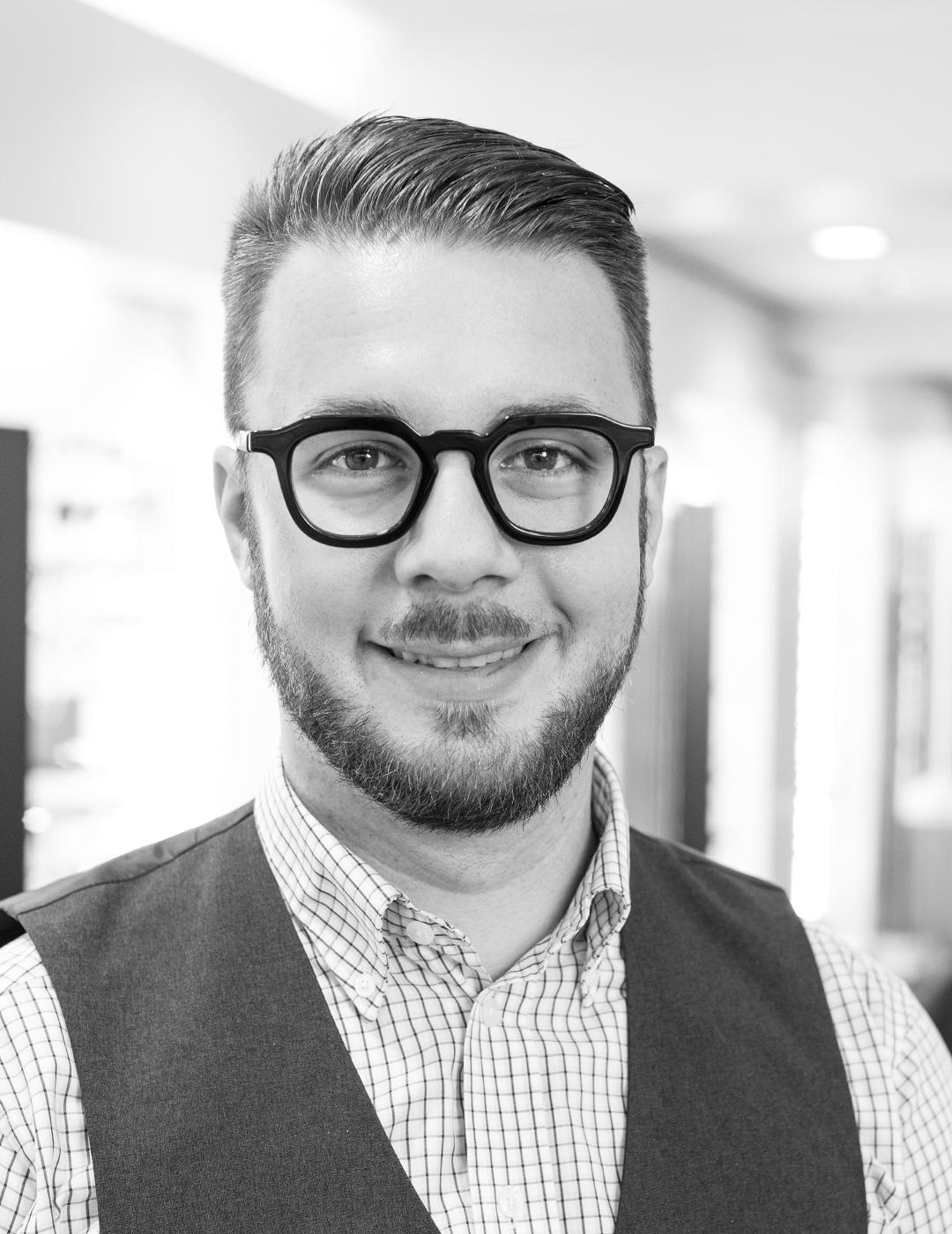 David Jauch, Augenoptik Merk Optik Lenzburg