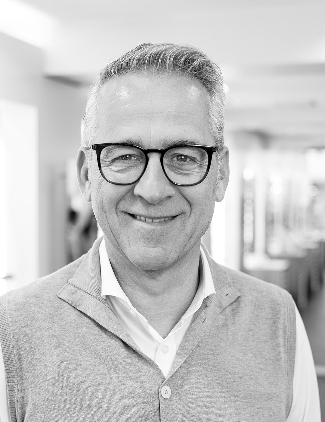 Stefan Merk, Augenoptiker Merk Optik Lenzburg